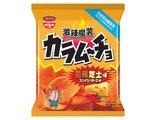 Hot Chilli Cheese Flavour Potato Chips 55g